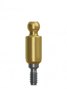 Ball H5.0 JDEvo-Plus Abutment