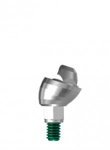 Conical Angulated 17º H3.5 JDEvo-Plus Abutment