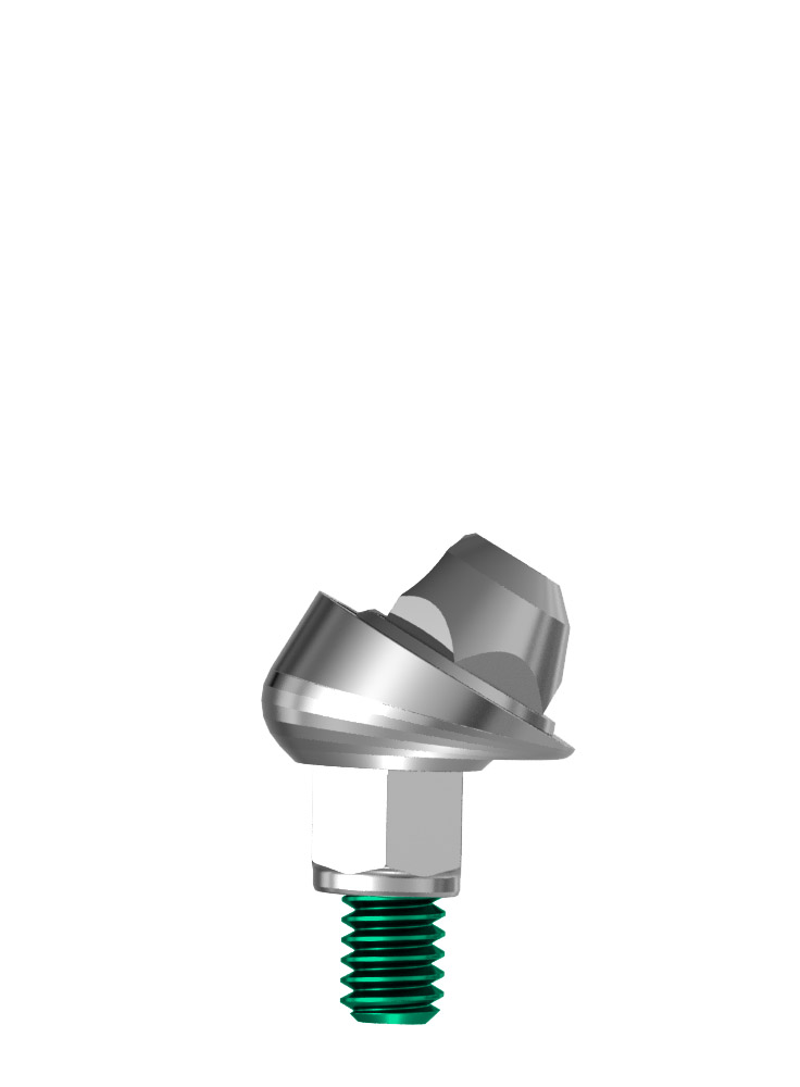 Conical Angulated 30º H2.5 JDEvo-Plus Abutment
