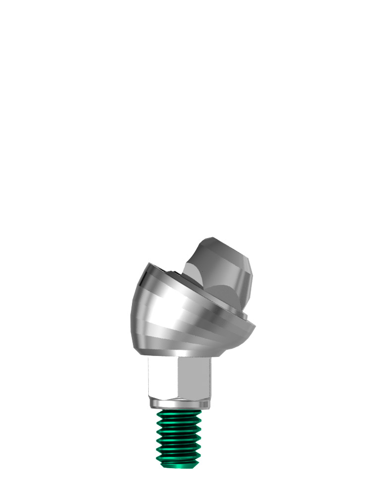 Conical Angulated 30º H3.5 JDEvo-Plus Abutment