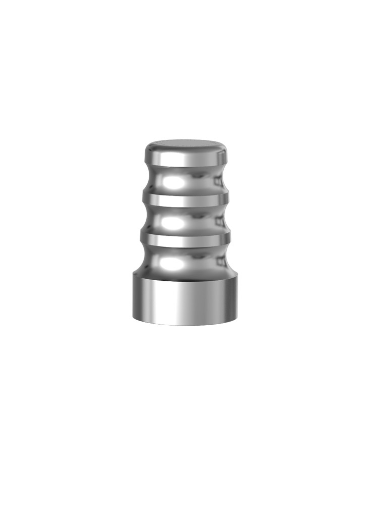 Impression Coping Closed Tray Conical Abutment