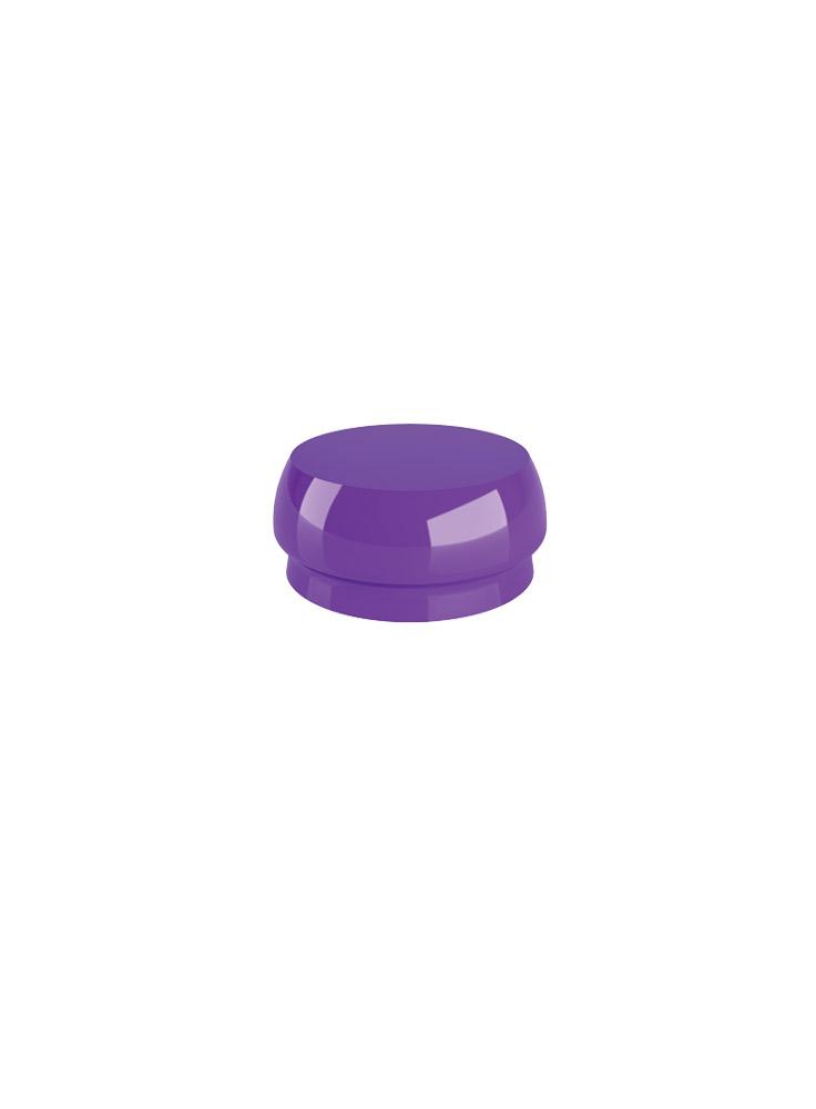 Elastic Retentive Cap Purple Emi Abutment