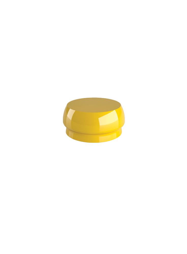 Elastic Retentive Cap Yellow Emi Abutment