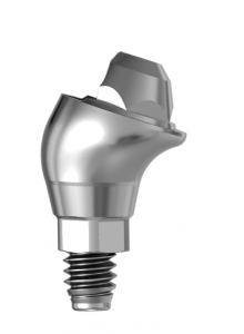 Conical Angulated 17° H3.5 JDICON Abutment