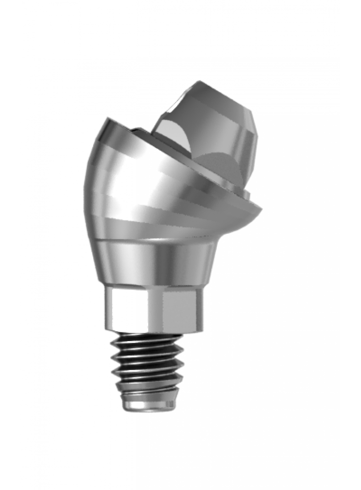 Conical Angulated 30° H3.5 JDICON Abutment